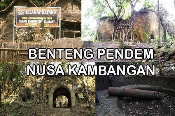 Benteng Pendem Nusa Kambangan