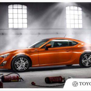 Kolaborasi Astra Toyota