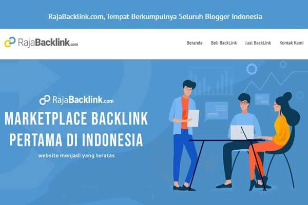 Backlink di RajaBacklink.com