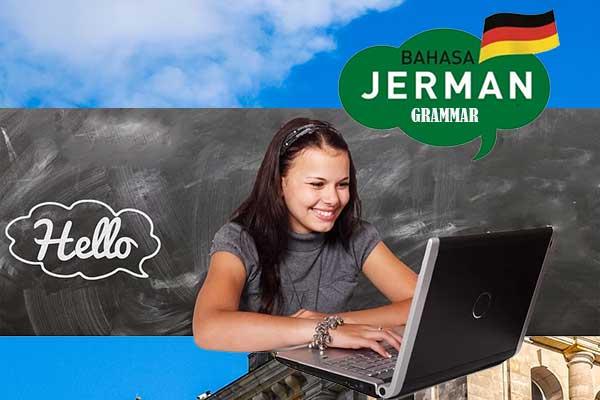belajar grammar bahasa jerman