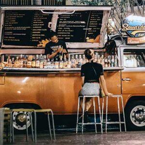 Mobil Untuk Cafe