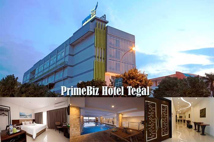 PrimeBiz Hotel Tegal