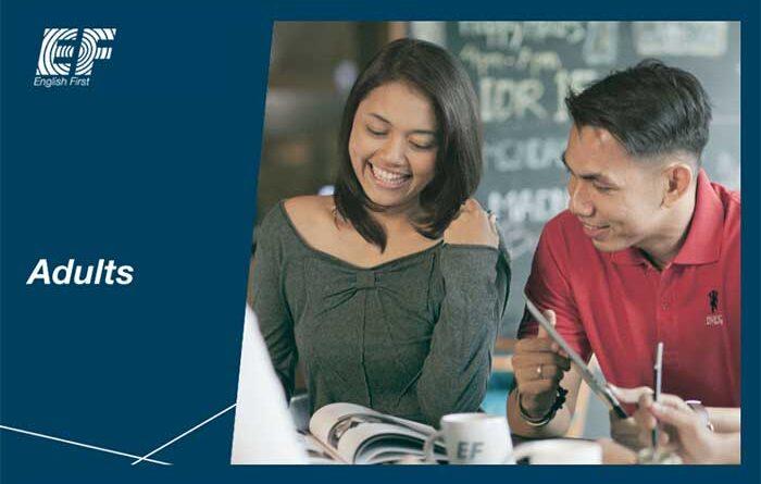 EF Adults Kursus Bahasa Inggris Profesional