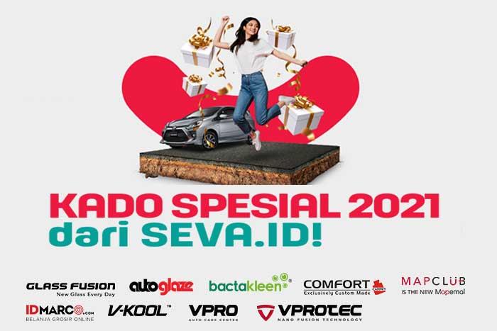 Kado Spesial SEVA 2021