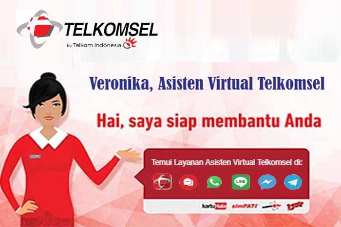 Akses dan Cara Tanya Veronika Asisten Virtual