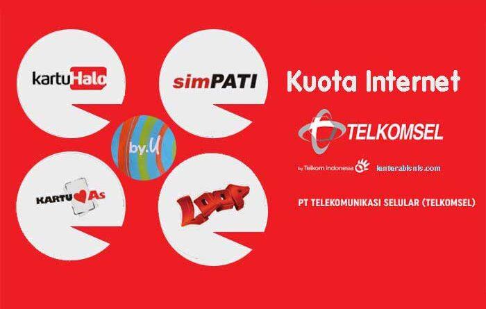Kuota Internet Telkomsel