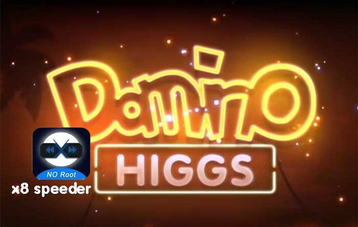 X8 Speeder Higgs Domino