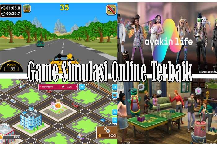 Game Simulasi Online Terbaik