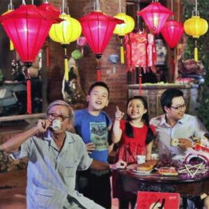 Perayaan Festival Kue Bulan